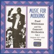 Music for Moderns, Vol. 1