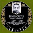 Benny Carter 1939-1940