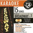 ASK-1551 Broadway Karaoke Vol 1.: Dreamgirls, Rent and Chicago