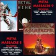 Metal Massacre 8 & 9