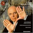 R. Strauss: Also Sprach Zarathustra / Rosenkavalier Suite / Don Juan