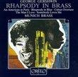 Rhapsody in Brass