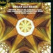 Music for Organ and Brass