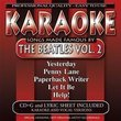 Karaoke: Songs Made Famous By the Beatles 2