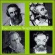 Four Famous Wagnerian Baritones