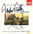 Schubert Recital