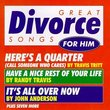 Divorce Songs for Him