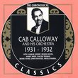 Cab Calloway 1931-1932