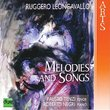 Leoncavallo: Melodies and Songs
