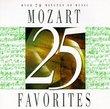 25 Mozart Favorites