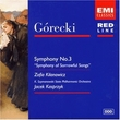 Gorecki: Symphony #3