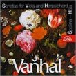 Sonatas for Viola & Harpsichord