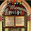 Billboard Pop Memories: 1945-1949
