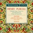 Purcell: Celebrated Songs / Concerted Pieces for Strings and