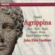 Handel - Agrippina / D. Jones, A. Miles, Ragin, Chance, Brown, J. P. Kenny, von Otter, EBS, Gardiner