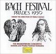 Bach Festival - Prades 1950