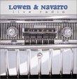 Lowen & Navarro Live Radio