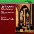 Music by Thomas Tallis