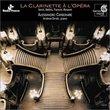 Clarinette a L'Opera