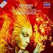 Stravinsky: L'Oiseau De Feu Ballet (Firebird); Feu d'artifice (Fireworks)