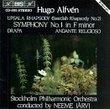 Hugo Alfven: Symphony No. 1; Swedish Rhapsody No. 2; Drapa; Andante religioso