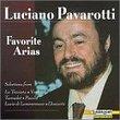 Pavarotti Sings Favorite Arias