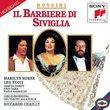 Rossini: Il barbiere di Siviglia / Horne, Nucci, Ramey, Dara; Chailly [Highlights]