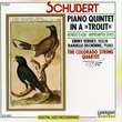 """Schubert: Forellenquintett (Piano Quintet in A """"Trout"""", Rondo D 438, Impromptu D 935)"""