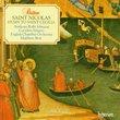 Britten: Saint Nicolas A Cantanta Op.42/Hymn To Saint Cecilia Op.27