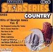 Karaoke: Hits of George Jones 2