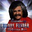Remembering - 25 Golden Hits