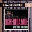 Rimsky-Korsakov: Scheherazade; Stravinsky: Song of the Nightingale [Hybrid SACD]