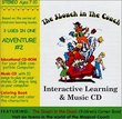 The Slouch In The Couch Interactive Learning and Music CD #2