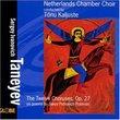 Taneyev: The Twelve Choruses, Op. 27