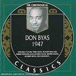Don Byas 1947