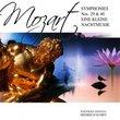 Mozart: Symphonies Nos. 29 & 40 (Eine Kleine, Nachtmusik)