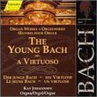 Bach: Organ works - The Young Bach: A Virtuoso (Edition Bachakademie Vol 89) /Johannsen