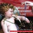 Music of Renaissance Love