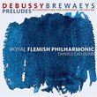 Debussy/Brewaeys: Preludes