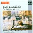 Shostakovich: Orchestral Works