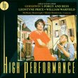 Porgy & Bess: High Performance