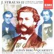 Strauss & Lanner Waltzes - performed by the Alban Berg Quartet