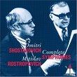 Shostakovich: Complete Symphonies [Box Set]