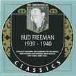 Bud Freeman 1939 1940
