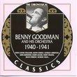 Benny Goodman 1940-1941