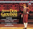 Mozart - Don Giovanni / Hampson · Gruberova · R. Alexander · Bonney · Blochwitz · Polgar · Scharinger · Holl · Harnoncourt
