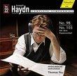 Haydn, Complete Symphonies, Vol. 22 - Symphonies Nos. 98 & 103