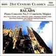 Balada: Piano Concerto No. 3, Concierto Magico