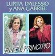 Lupita D'alessio y Ana Gabriel: En El Principio