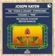Haydn: 'Sturm & Drang' Symphonies, Vol 1 (Nos 35, 38, 39, 59 'Fire') /English Concert * Pinnock